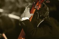 31. Musiciens-Le Contrebassiste