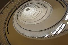 Christian V : Escalier Londres