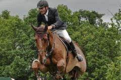 Gilles D : Jumping à Montlignon