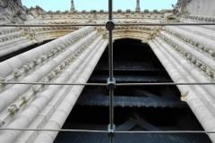 Hilde H : La cathedrale Notre Dame avant l'incendie en 2019