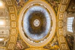 Thierry B : Coupole du Vatican