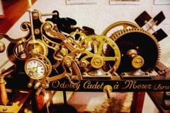 Dominique B : Horloge monobloc1899
