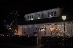 Christian V : Illuminations de Noel