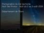 9- Ciel nocturne (nuit des étoiles 2019)