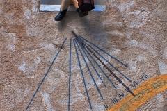 JLB - Auray : Cadran solaire