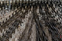 JLB - Gare du Nord (Façon Serge Mendjisky)