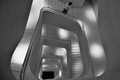 Escalier Espagne Madrid