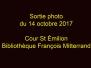 1-Cour Saint Émilion - BNF
