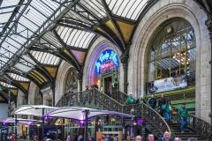 Gilles D ;Gare de Lyon
