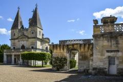 Gilles D :Chateau d'Anet