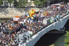 Gilles D :Paris Gay Pride