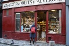 Gilles D : Dans Paris