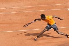 Gilles D : Rolland Garros