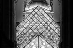 Michel G : La porte Richelieu au Louvre