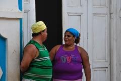 Cuba - jeune couple (Hilde)