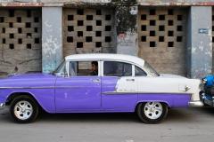 Cuba - taxi (Hilde)