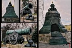 Moscow - La Cloche brisé