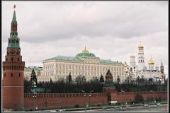 Moscow - Le Kremlin