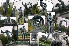 Oslo Vigelandsparken Part 4