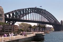 Sydney - Harbour Bridge de Jour