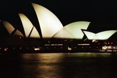 Sydney - Opera de Nuit