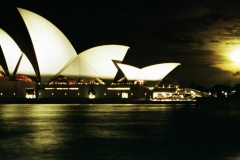 Sydney - Opera pano
