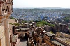Pierre-P Jodhpur la ville bleue