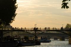 Pierre-P Pont des arts