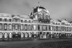 Pierre-P Cour carrée du Louvre