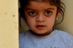 Inde Jaisamer portrait
