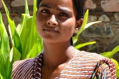 Inde Ranakpur portrait
